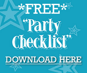 Party Plan Checklist